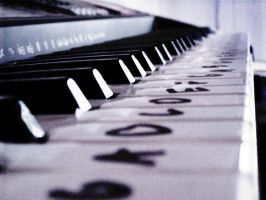 Blues Keyboard by nelsonpray