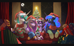 Happy Holidays 2016! by Wynnchi