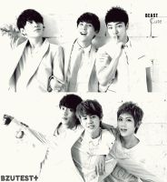 beast ist the b2st by ShiisuKurayami