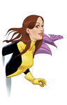Kitty Pryde by pungang