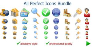 All Perfect Icons by Ikont