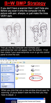 B+W BMP Painting Strategy by Ultralee0