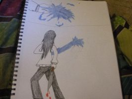 The Blue Rose and The Killer pt.14 by BlueRosePetalsQueen