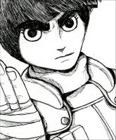 Rock Lee by daxtee