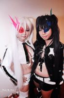 Black Rock Shooter - Gamehub 2 by SweetSix