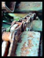 Chained by kcegraphics
