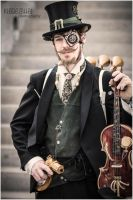 Steampunk-Gentleman by theYellowPost-it