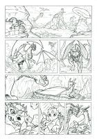 Dragons - 1 - by giulal