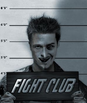 Fight Club by pslv3r