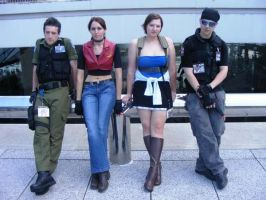 Chris Redfield: Otakon 14 by NoWhereMedia