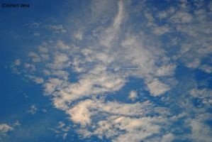 Evening Clouds 0014 9-8-14 by eyepilot13