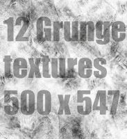 Grunge textures pack by AveEnd
