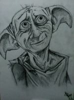 The House Elf by raphaelcozzi