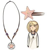 she wore stars and smiles by mopomoko