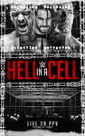 Hell In A Cell 2014 Poster by A-XDesigner
