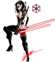 Sith Warrior by GiorgioEspinos