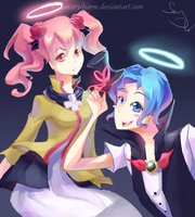 Angels for Phui by canarycharm