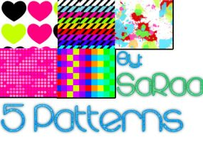 5 Patterns - PS by NyappyGirl99