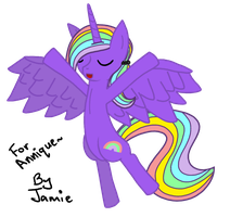 Annique the Alicorn by Remmis-AppleMaster