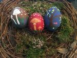 2015 Handpainted Eggs 3 by SagasCottage