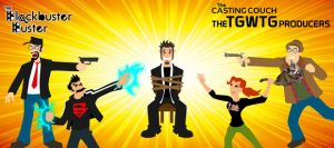 BBB - Casting Couch TGWTG Producers by EuJoyuen