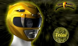 Trini, Yellow Ranger by scottasl