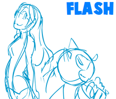 Flash Storyboard 4 by SonicRocksMySocks
