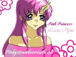 Lacus Clyne by pinkystrawberricutie