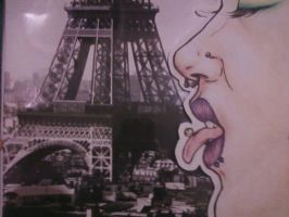 French Kiss by Misshy