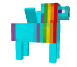 Coming soon: Rainbow dash in Minecraft by EpicCookie