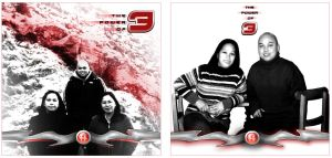 CD art - The Power of 3 by zeolyte