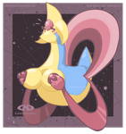 Cresselia Partial Eclipse by DoNotDelete