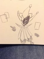 Inktober #2 by CloverNumberFour