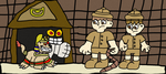 Entering The Mummy's Tomb by TheGr8estOne