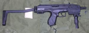 airsoft XGB carbine by falcon01