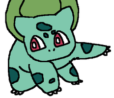 1- Bulbasaur by Fearless-Chespin