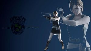 Jill Valentine (RE3) Wallpaper Pack by FadedBlackangel