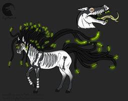 Equutherium Design -CLOSED- by Rafflon