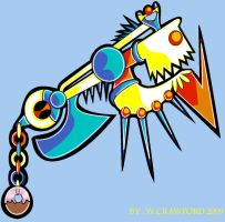 REQUEST-BART SIMPSON KEYBLADE by frgrgrsfgsgsfgggsfsf