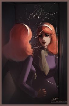 D for Daphne by tsuaii