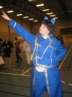 Cosplay - Roy wants kitty-army by MangaX3me