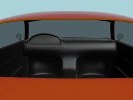 Ford Mustang interior wip by prox3h