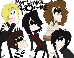 Happy MCR Day :D by gossipgirl15
