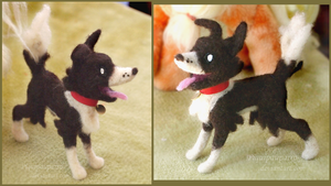 Winona - Needle felted by Piquipauparro