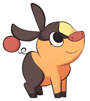 Tepig ID by Tepig