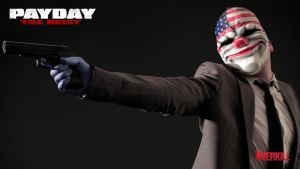 Payday: The Heist - Classic Dallas Stats Wallpaper by Copaz
