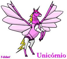 Animal Mechanicals:Unicorn by t-lider