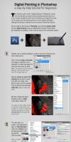 Digital Painting Tutorial by nortagem