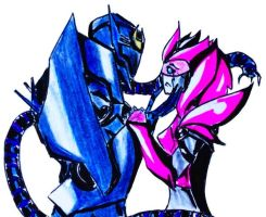 .:PC:. Crystalline and Soundwave by Micelux