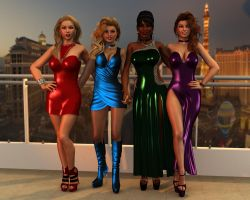 Dream Team - Vegas by 007Fanatic